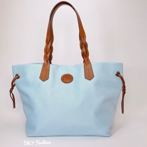 DOONEY & BOURKE  NYLON SHOPPER BAG